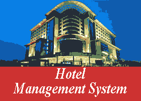 Hotel Management System Project VB Net