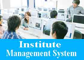 Institute Management System project in VB6