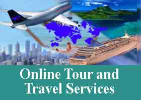Online Tour and Travel Services project