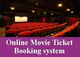 Online Movie Ticket Booking System Project