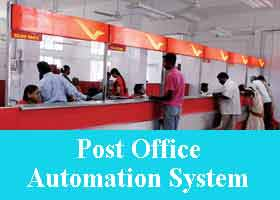 Post Office Automation System Asp Project