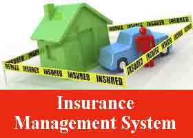 Insurance Management System Project on Asp