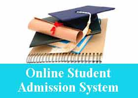 Project on Online Student Admission System