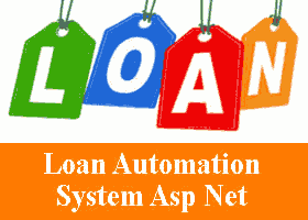 Loan Automation System Asp Net Project