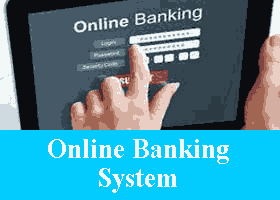 Online Banking System Project Code