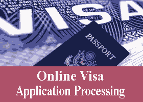 Online Visa Application Processing System Project