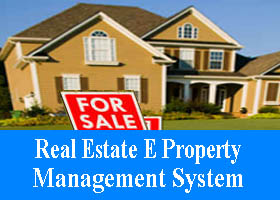 Real Estate E Property Management System Project