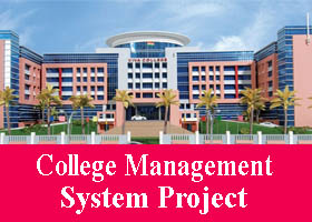College Management System Project on Asp
