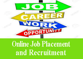 Online Job Placement and Recruitment System Project