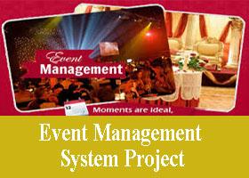 Event Management System VB Project