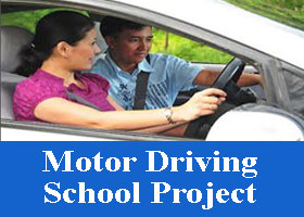 147 Motor Driving School Project Asp Net