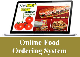 Online Food Ordering System Asp Net Project