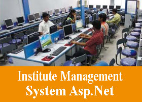 Institute Management System Asp Net Project