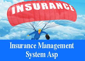 Insurance Management System Asp Project