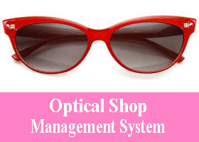 Optical Shop Management Information System Project