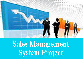 Sales Management System Project