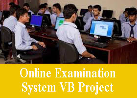 Project on Online Examination System
