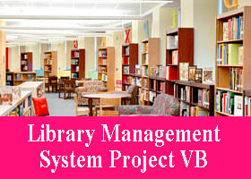 Library Management System Project Code