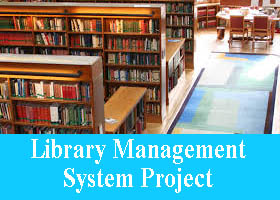 Library Management System Project in vb SQL