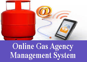 Online Gas Agency Management System Project ASP