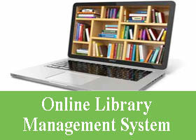 Online Library Management System Project Asp