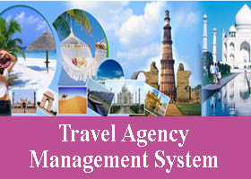 Travel Agency Management System in ASP NET Project