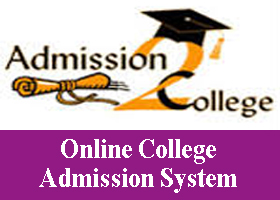 Online College Admission System Project In Asp Net