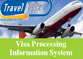 Visa Processing Information System Asp Project