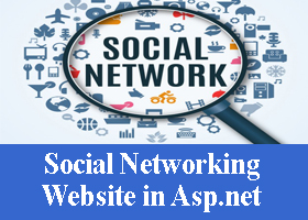 Social Networking Website in Asp net Like Facebook Project