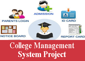 Asp Net College Management System Project Code