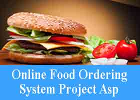 Online Food Ordering System Project Asp Net